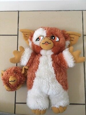 Vintage. Gremlins 2 The New Batch Soft Toy With Baby Gremlin