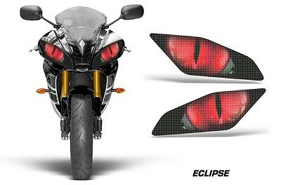 AMR Racing Head Light Eyes Yamaha R6 2006-2015 Street Bike Headlight Part ECLP R