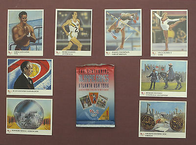 Collectors Cards. Olympics. Atlanta USA  1996