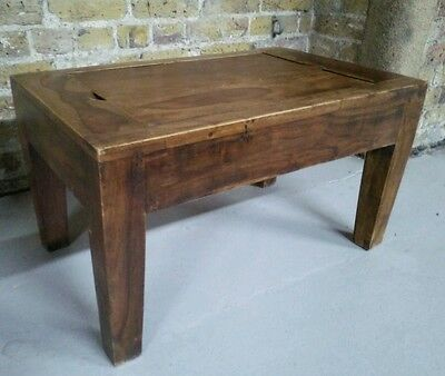 Games TABLE 40.5x46.5x72.6cm wood COLLECT Wapping or Aldgate East Tube Stn