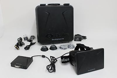 OCULUS DK Development Kit VR Content Creator Entertainment Gaming Headset