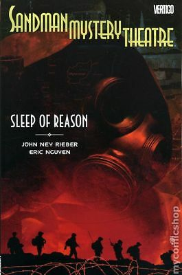 Sandman Mystery Theatre Sleep of Reason TPB (2007 DC/Vertigo) #1-1ST VF