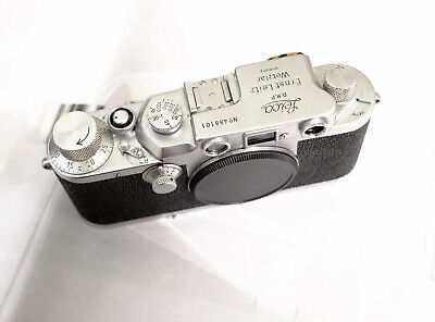 Leica IIIc 35mm Rangefinder Film Camera Body Only in Great working condition