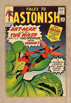 Tales to Astonish (1959-1968 1st Series) #44 GD/VG 3.0