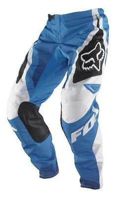 Fox adult Race blue pants size 30""