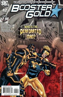 Booster Gold (2007 DC 2nd Series) #42 VF