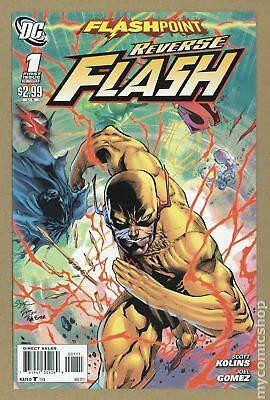 Flashpoint The Reverse Flash (2011) #1 VF- 7.5