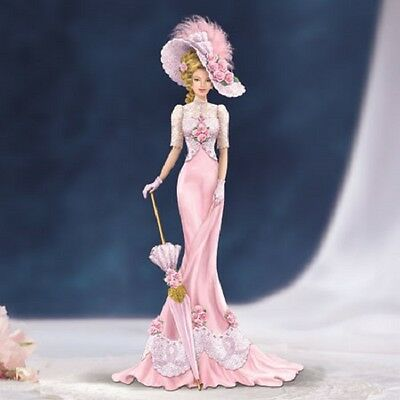 Beautiful Hope Lady Figurine Ladies of Victoriana Bradford Exchange