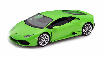 Welly Diecast Dw18049L 1:18 Lambo Huracan Lp610-4 (Colima Lime)