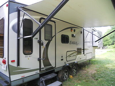 2013 Jayco Eagle HT 26.5 Fifth Wheel Camper
