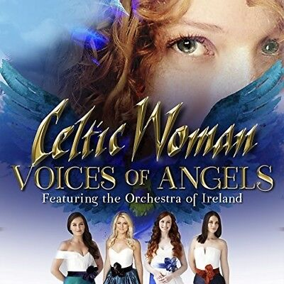 Celtic Woman - Voices Of Angels [New CD] With DVD, UK - Import