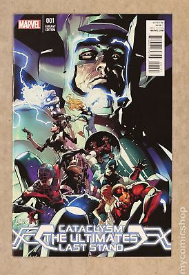 Cataclysm Ultimates Last Stand (2013) #1B VF- 7.5