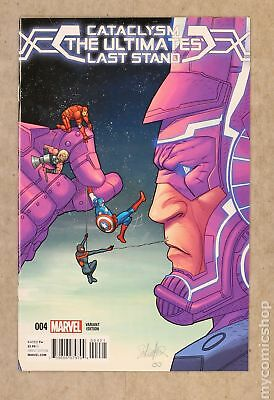 Cataclysm Ultimates Last Stand (2013) #4B VF 8.0