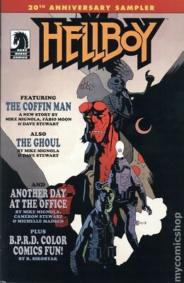 Hellboy 20th Anniversary Sampler (2014 Dark Horse) #1 FN