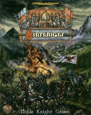 TSR Birthright Birthright Campaign Setting Box VG