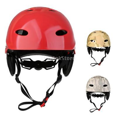 Water Sports Safety Helmet Kayak Canoe Boat Surf Jet Ski Protector - CE Approved