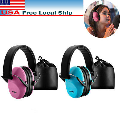 Mpow Child Kid Earmuff Noise Sound Cancelling Ear Protector Hearing Safe Muff US