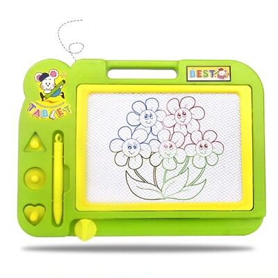 Magnetic Drawing Board Games Toy Magna Doodle Colorful Erasable Drawing Board