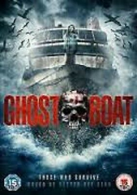 Ghost Boat [DVD] NEW SEALED HORROR,2015