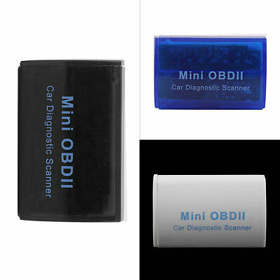 Mini ELM327 V2.0 Bluetooth OBD2 OBDII Car Auto Diagnostic Scanner Android AU