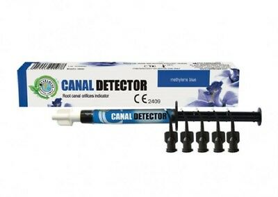CANAL DETECTOR Root Canal Orifices Indicator 2ml Cerkamed