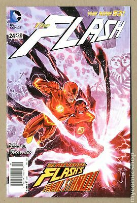 Flash (2011 4th Series) #24A VG+ 4.5