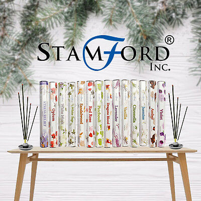 Stamford Incense Sticks Various Packs And Different Fragrances-1