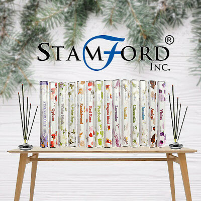 Stamford Premium Incense Sticks Various Packs and Different Fragrances