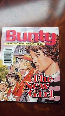 Bunty Picture Story Library, No 408, The New Girl
