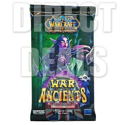 WOW TCG - World of Warcraft - War of the Ancients - Booster Pack - FREE P+P