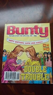 Bunty Picture Story Library, No 449, Double Trouble !
