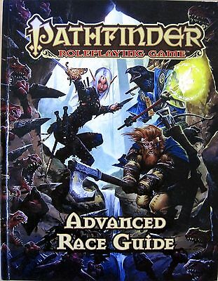 Pathfinder Roleplaying Game - Advanced Race Guide - English - 3,5 OGL compatible