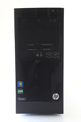 HP 3305 AMD Athlon 2 X3 450 3.2GHz, 8GB RAM, 250GB HDD, DVD-RW , Win 7