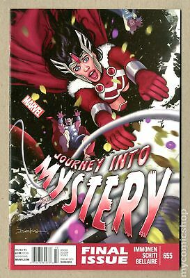 Journey into Mystery (2011 3rd Series) #655 FN- 5.5