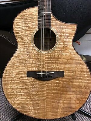 Ibanez AEW40AS-NT Acoustic-Electric Guitar