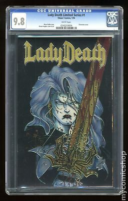 Lady Death (1994 Limited Series) #1 CGC 9.8 0242259009