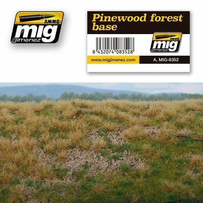 Ammo Of Mig Vegetation Grass Ground Pinewood Forest Base Amig8352