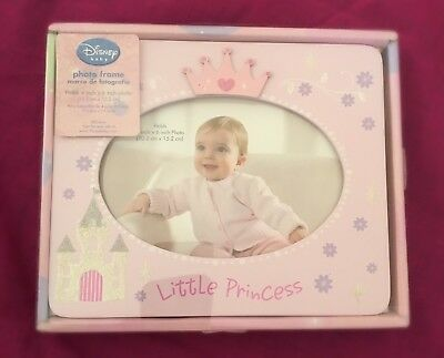"Disney ""Little Princess"" 4x6 Photo Frame"