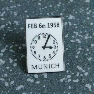 Manchester United 1958  Munich  Pin Badge