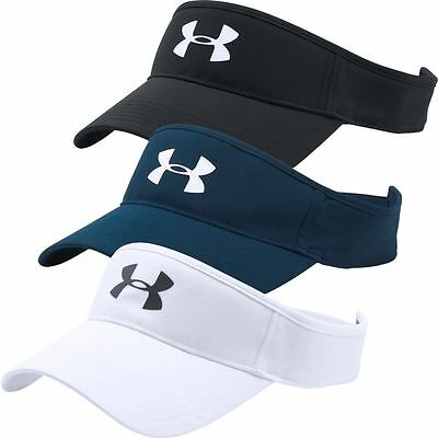 Under Armour 2017 HeatGear Core Hat Mens Golf Sports Visor-Adjustable