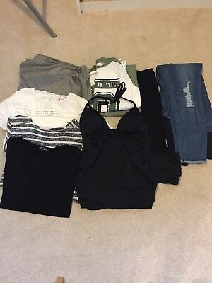 Maternity Clothes Bundle Size 10 Redherring, New Look, Asos 10 Items