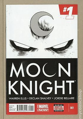 Moon Knight (2014 5th Series) #1A FN+ 6.5