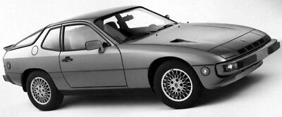 MANUALE OFFICINA PORSCHE 924 & 924 TURBO my 1981 WORKSHOP MANUAL mail