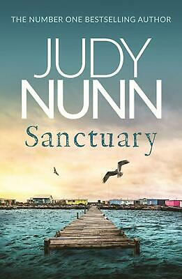 Sanctuary by Judy Nunn Paperback Book Free Shipping!