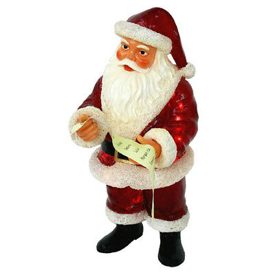 Illuminated Outdoor Santa Claus - 86cm