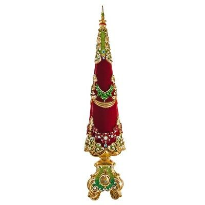 Christmas NOEL Traditional Jewelled Tree - 90cm