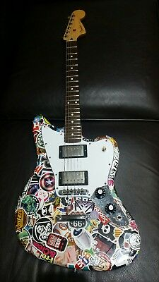 Fender Blacktop Jaguar HH  Mexican