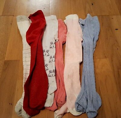 girls 18-24 months tights