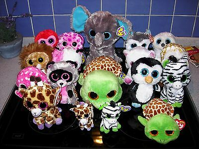 TY BUDDY BOOs, BEANIE BOOs and BEANIE BOO KEYCLIPs  **read below**