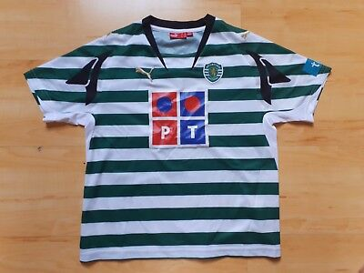 Maillot football Sporting Portugal